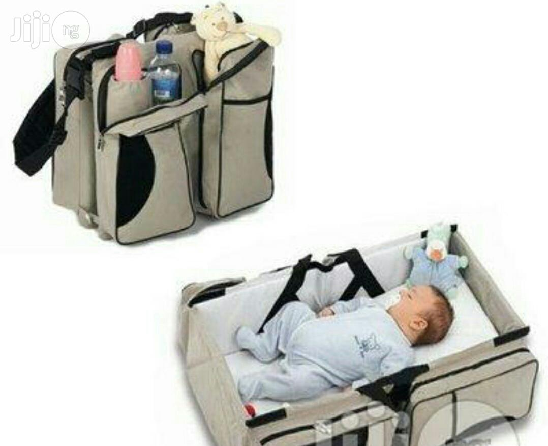 Baby Bed And Bag With Net