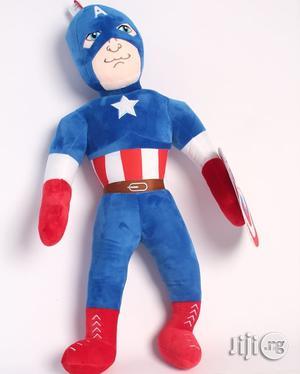 Captain America Teddy Bear   Toys for sale in Lagos State, Alimosho