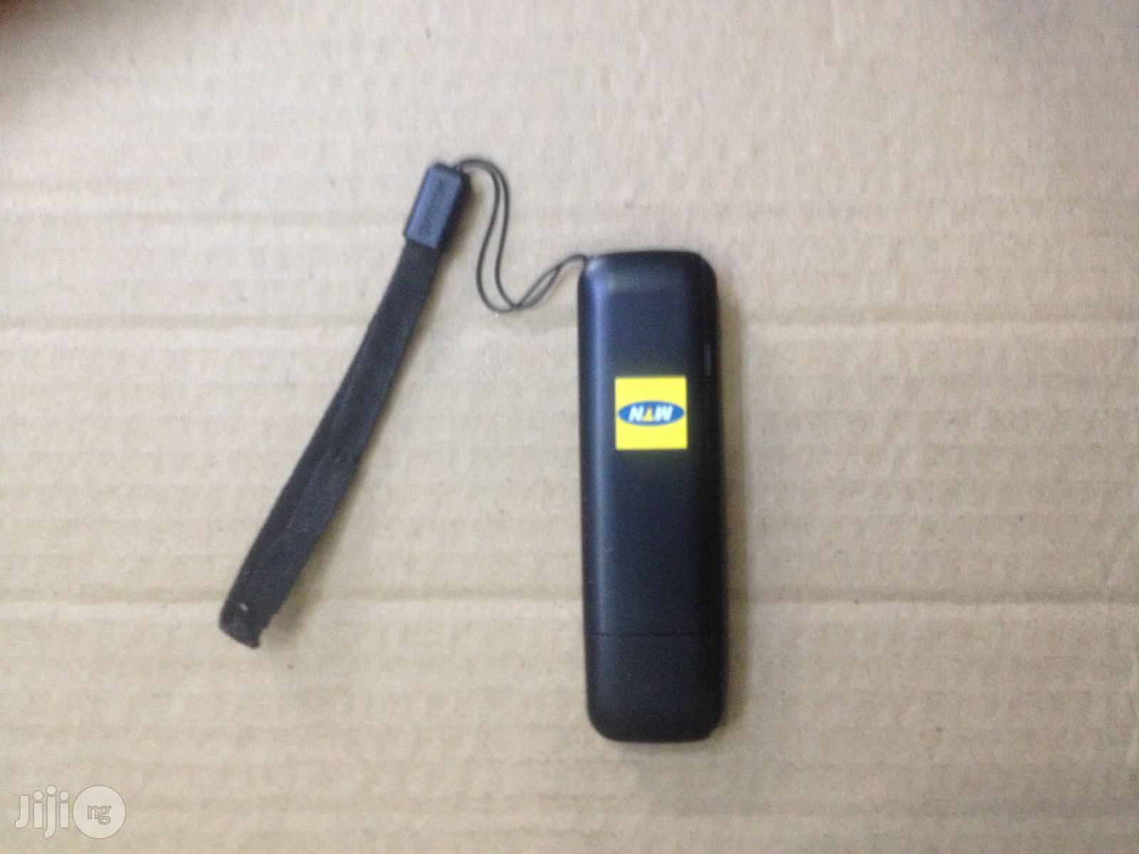 MTN Hsdpa Huawei E156G USB Modem | Networking Products for sale in Ikeja, Lagos State, Nigeria