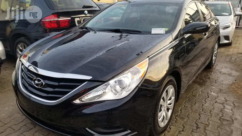 Clean Hyundai Sonata 2012 Black | Cars for sale in Magodo, Lagos State, Nigeria