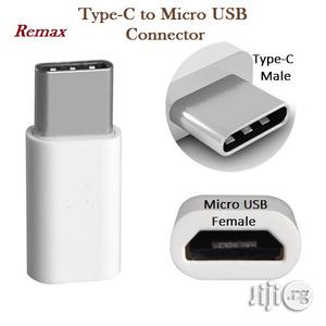 Type-c To Micro USB Adapter For Charging & Data Sync | Computer Accessories  for sale in Lagos State, Ikeja
