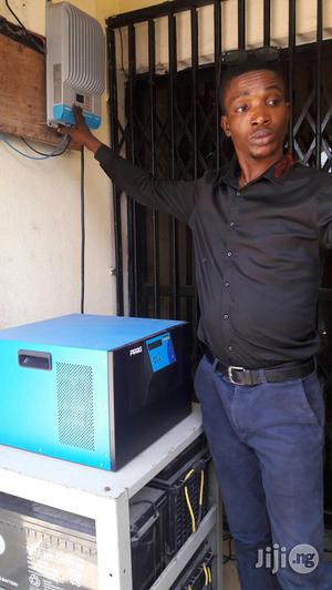 Fresh Installation And Maintenance Of Inverter/ Solar Systems | Building & Trades Services for sale in Lagos State, Lekki