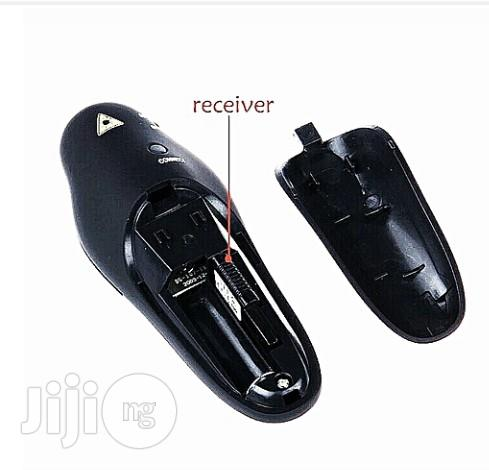 Remote Control Wireless Presentation Presenter Mouse Laser Pointer | Accessories & Supplies for Electronics for sale in Ikeja, Lagos State, Nigeria