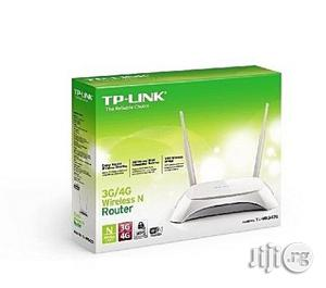 Tp-Link TL-MR3420 3g/4g Wireless N Router | Networking Products for sale in Lagos State, Ikeja