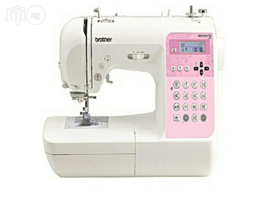 Computerized And Embroidery Sewing Machine