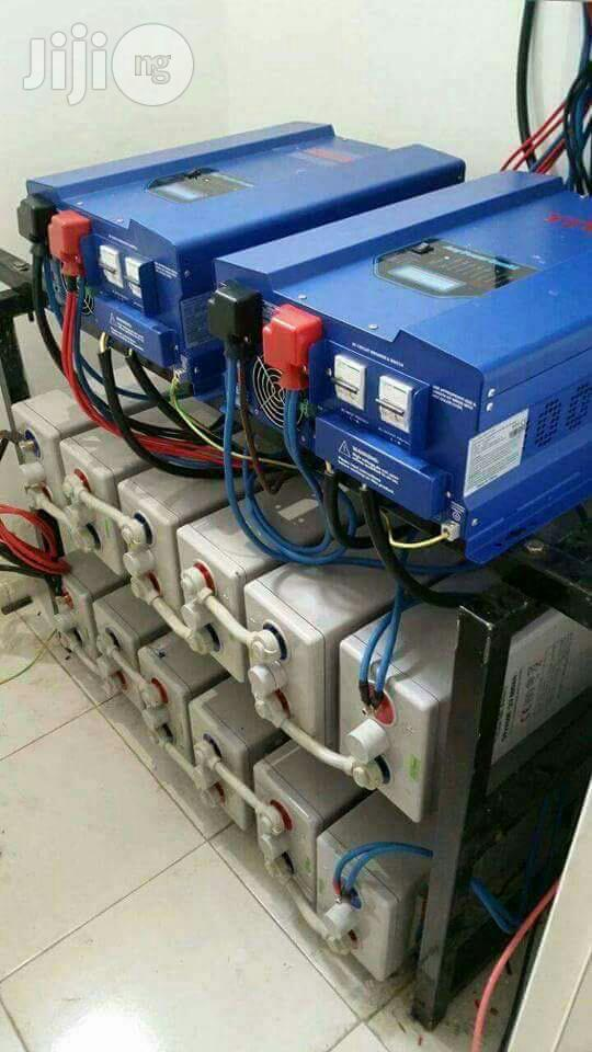 10kva 48v Complete Inverter/Solar System | Solar Energy for sale in Amuwo-Odofin, Lagos State, Nigeria