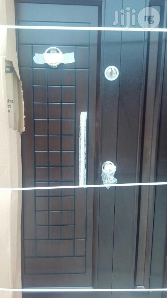 Security Door 4ft