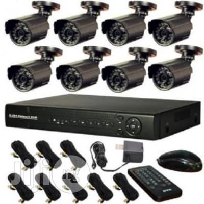 Archive: Winpossee CCTV Security Recording System 8 Camera