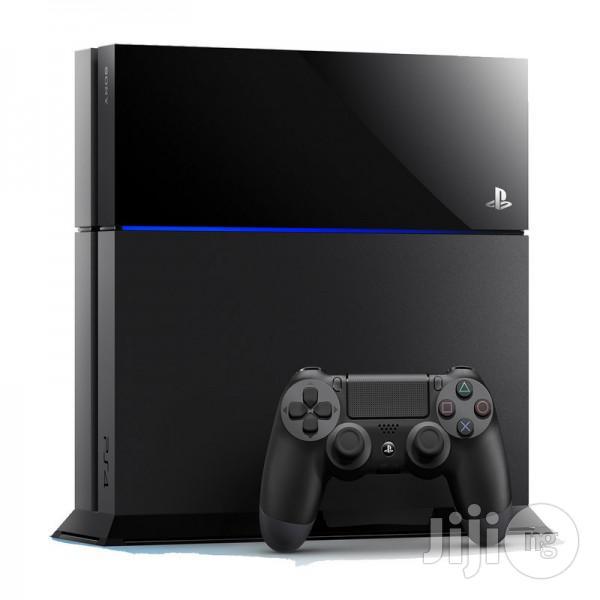Used Sony Playstation 4 Console - 500GB