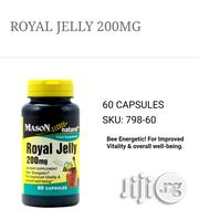 Mason Natural Royal Jelly 60 Capsules | Vitamins & Supplements for sale in Lagos State