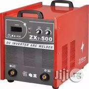 500a Inverter Dc Arc Mma Electrode Welding Machine | Electrical Equipment for sale in Lagos State, Lagos Island