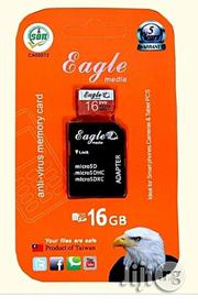 Eagle 16GB Antivirus Smart Micro SD/SDHC/SDXC Memory Card   Computer Accessories  for sale in Lagos State, Ikeja