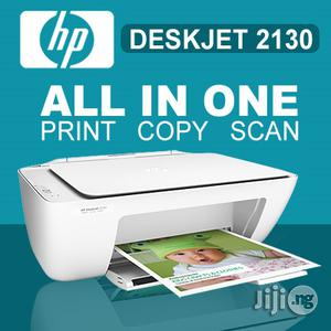 HP Deskjet 2130 Wired All-In-One Printer | Printers & Scanners for sale in Abuja (FCT) State, Wuse 2