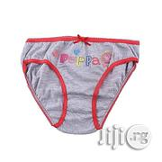 Peppa Pig Girls 3 Pack Character Briefs   Children's Clothing for sale in Lagos State, Shomolu