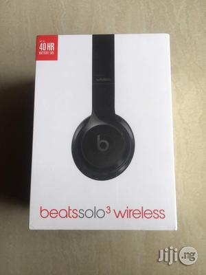 Beat Solo 3 Wireless | Headphones for sale in Lagos State, Ikeja