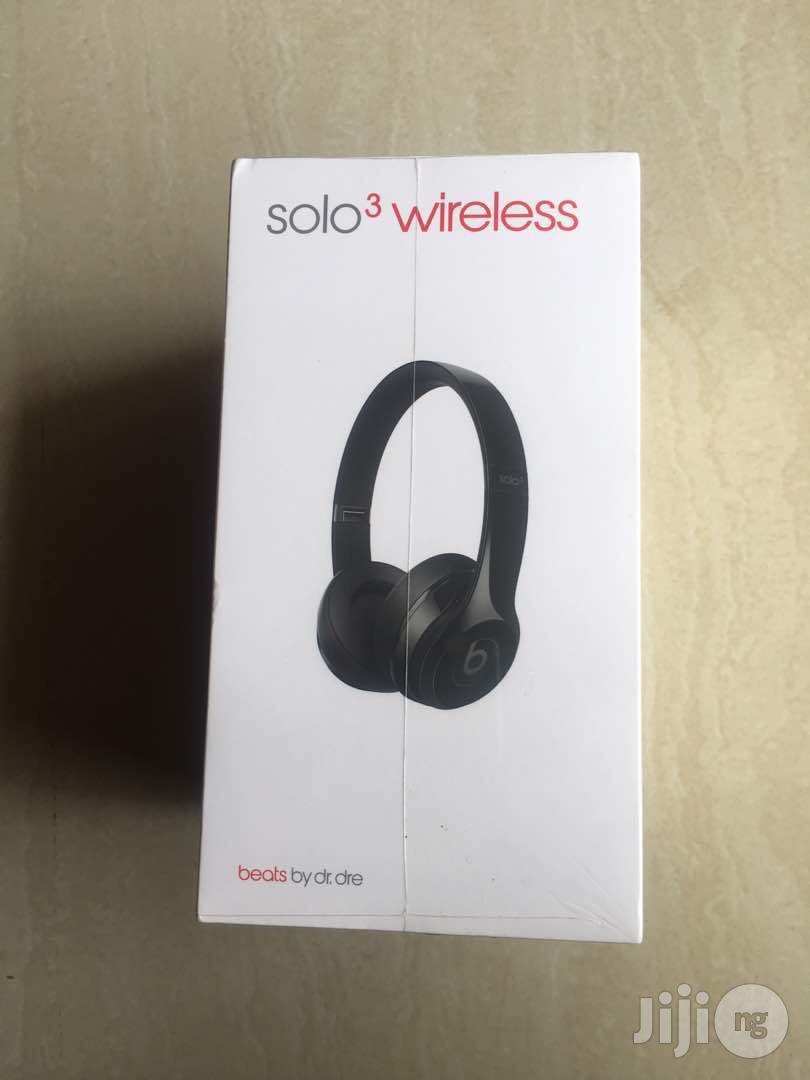 Beat Solo 3 Wireless | Headphones for sale in Ikeja, Lagos State, Nigeria
