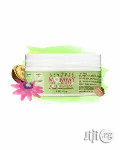 Raw Shea Cupuacu Stretch Mark Butter Cream