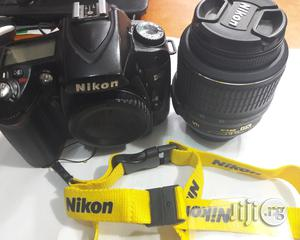 Nikon NKR D90 Professional Video Camera Almost New   Photo & Video Cameras for sale in Lagos State, Ikeja