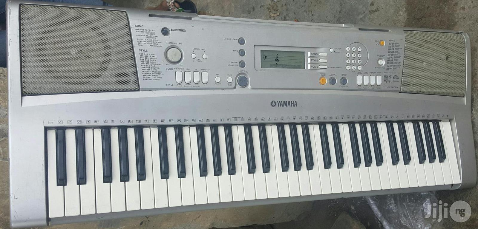 Psr E303 Yamaha Keyboard