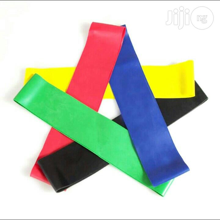 Resistance Band | Sports Equipment for sale in Wuse 2, Abuja (FCT) State, Nigeria