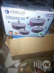Kinelco 4 Piece Non Stick Pot | Kitchen & Dining for sale in Lagos State