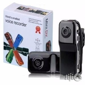 Voice Motion Activated Spy Camera Voice Recorder | Security & Surveillance for sale in Lagos State, Ikeja