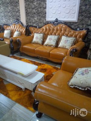Antique Royal Sofa Settee Chair Model 601   Furniture for sale in Lagos State, Ojo