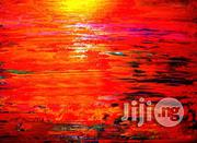 Red Abstract Scape   Arts & Crafts for sale in Imo State, Owerri
