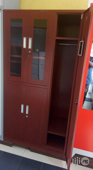 Office Metal Bookshelf and Wardrobe. | Furniture for sale in Lagos State, Maryland