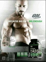 On Serious Mass 6lbs | Vitamins & Supplements for sale in Lagos State, Oshodi-Isolo