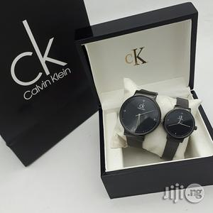 Calvin Klein Silver Net Chain Watch For Couples   Watches for sale in Lagos State, Lagos Island (Eko)