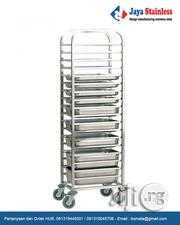Bakery Pan Trolley Home Industrial Equipment Trolley Goods And Foody | Restaurant & Catering Equipment for sale in Lagos State, Lagos Island