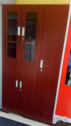 Office Metal Bookshelf And Wardrobe. | Furniture for sale in Lagos State, Victoria Island