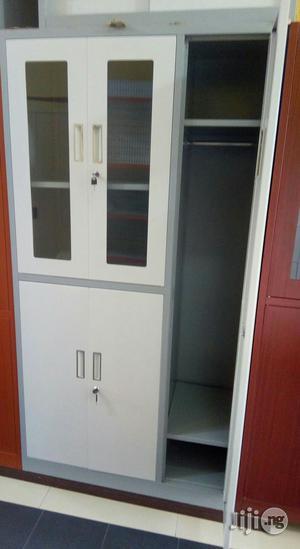 Office Metal Bookshelf and Wardrobe. | Furniture for sale in Lagos State, Ajah