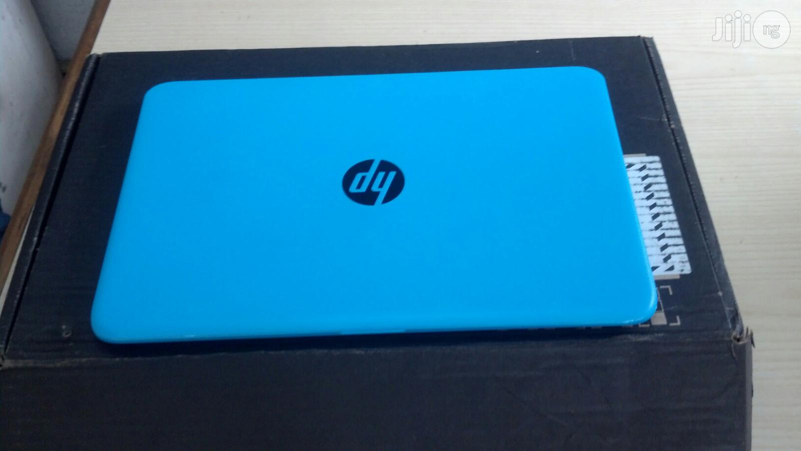 New Laptop HP Stream 14 4GB Intel Celeron HDD 32GB | Laptops & Computers for sale in Ikeja, Lagos State, Nigeria