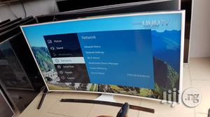 55 Inches Samsung Smart UHD 4k Curved Tv   TV & DVD Equipment for sale in Lagos State, Ojo