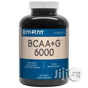MRM, BCAA+G 6000, 150 Capsules | Vitamins & Supplements for sale in Lagos State, Surulere