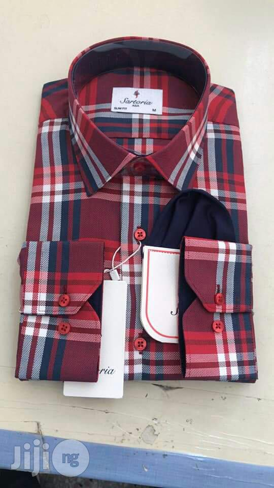 Quality Turkey Shirts With Different Type Available | Clothing for sale in Surulere, Lagos State, Nigeria
