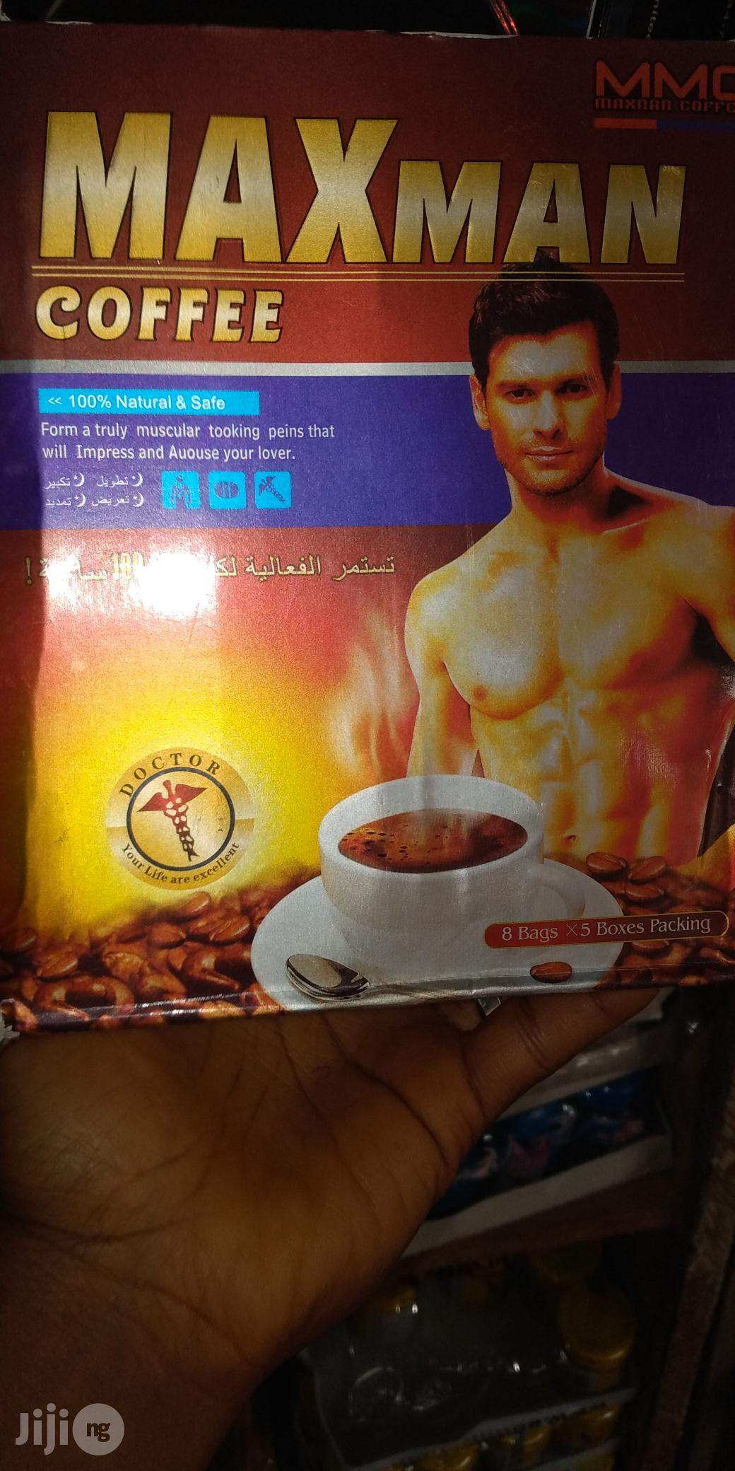 Man Powder Erectile Dysfunction Coffee Sex Enhancement