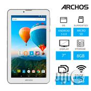 Archos 503179 Dual Sim WHITE 8GB | Tablets for sale in Lagos State, Ikeja
