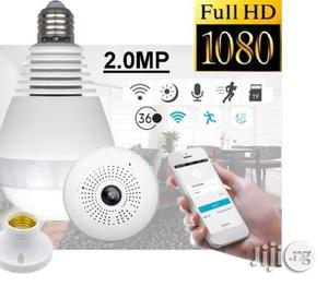 2.0MP Smart Wifi Nanny - Home Spy CCTV Camera 1080p With SD Card Slot   Security & Surveillance for sale in Lagos State, Ikeja