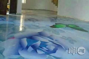 The Best Epoxy Floor Technology (Shinny Floor) | Building Materials for sale in Abuja (FCT) State, Asokoro