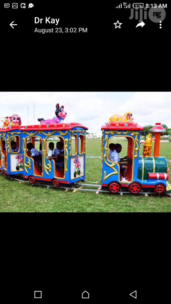 Archive: Adult Train