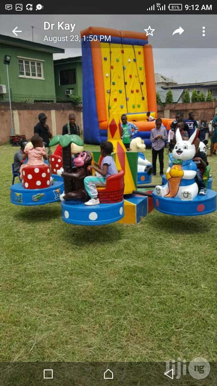 Merrygo Round Train