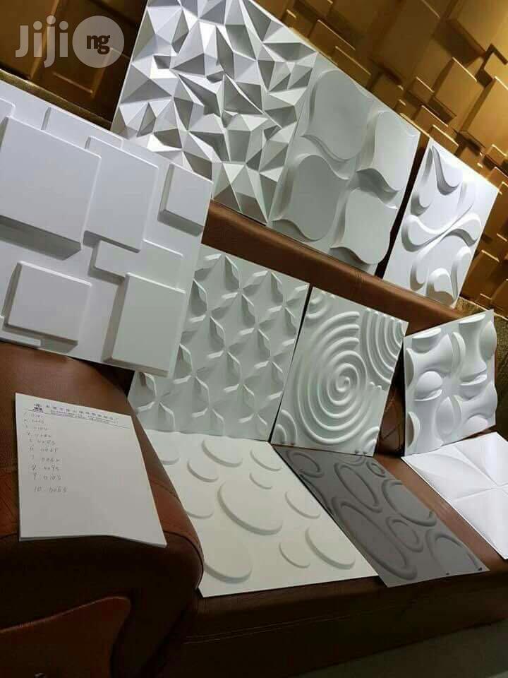 3D Panels for Cheap