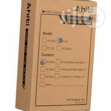 Archive: Hiti S420 Photo Paper Printer - 50 Prints