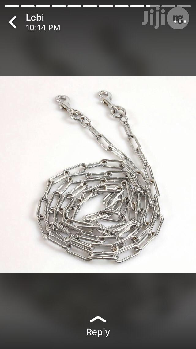 Dog Stainless Heavy Kennel Chains