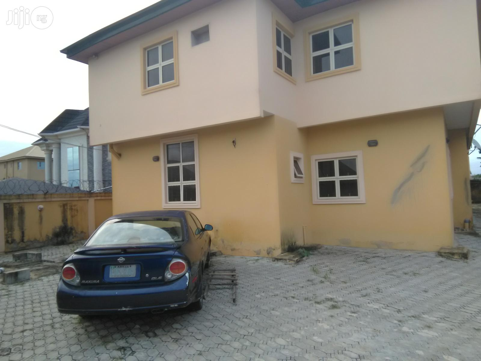 3 Bedroom Flat Is Out For Rent At United Estate Sangotedo Ajah, Lagos.