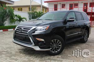 Lexus Gx 460 2018 Black   Cars for sale in Lagos State, Ikeja