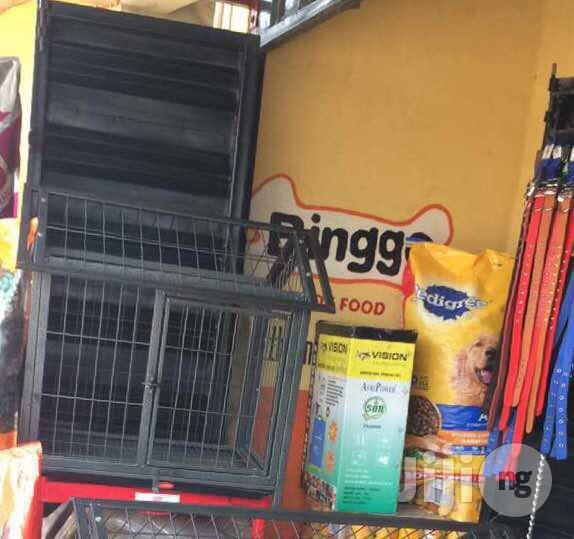 Dog Metal Cage   Pet's Accessories for sale in Agege, Lagos State, Nigeria